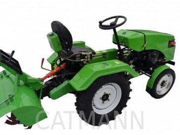 Новая модель трактора CATMANN XD-150