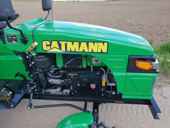 Минитрактор CATMANN XD-150 15лс