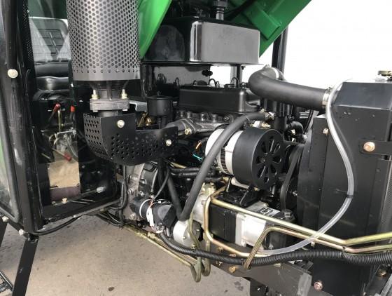 Минитрактор CATMANN XD-300 с Кабиной