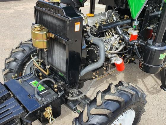 Минитрактор CATMANN XD-325