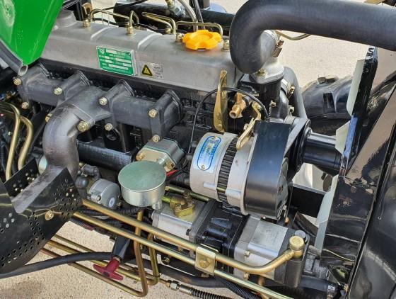 Минитрактор CATMANN XD-50.4 LUX