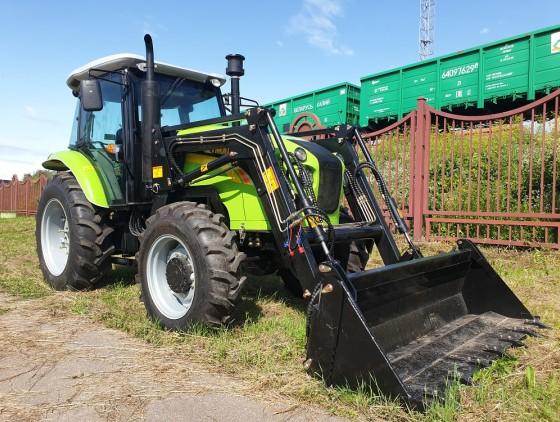 Трактор CATMANN XD-355