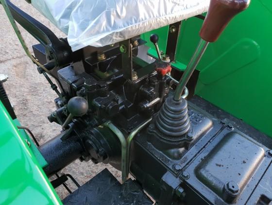 Минитрактор CATMANN MT-350 с кабиной