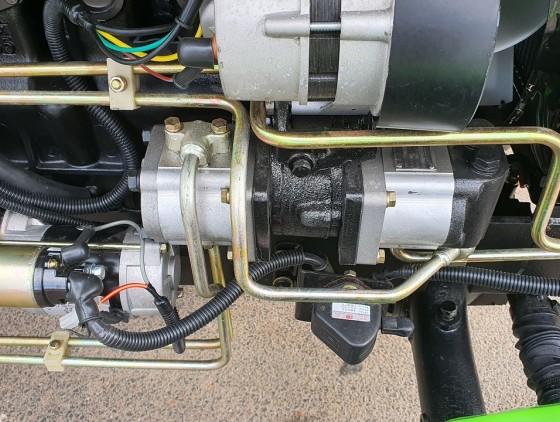 Минитрактор CATMANN XD-35.4 AXON