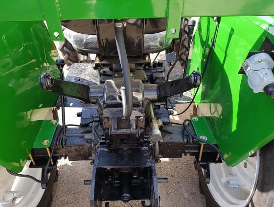 Минитрактор CATMANN XD-65.4