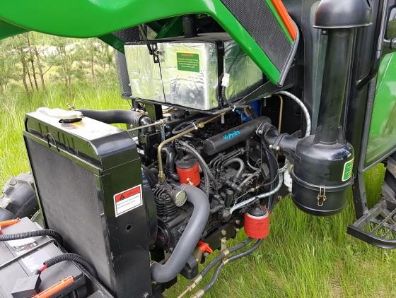 Минитрактор CATMANN XD-65.4 LEXON