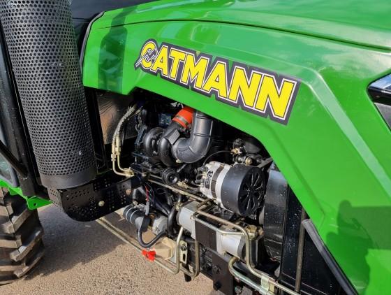 Минитрактор CATMANN XD-70.4 LUX