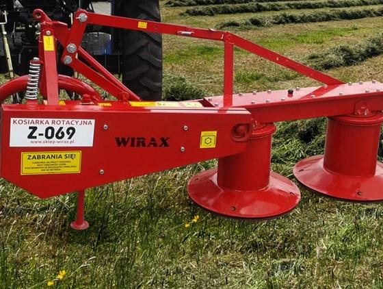 Косилка роторная WIRAX 1.35