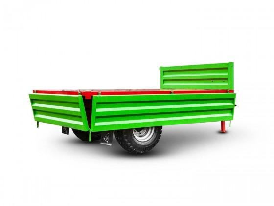 Полуприцеп тракторный самосвальный KERLAND П3530
