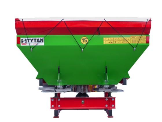 Разбрасыватель минеральных удобрений STRUMYK Tytan 1000