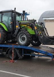 Отзыв о Трактор CATMANN XD-355 от Ярослав